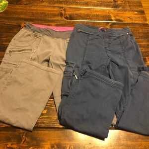 Pants - Pair of 2 scrub pants